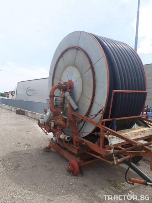 Напоителни системи Внос IRRIFRANCE 110/450m 6 - Трактор БГ