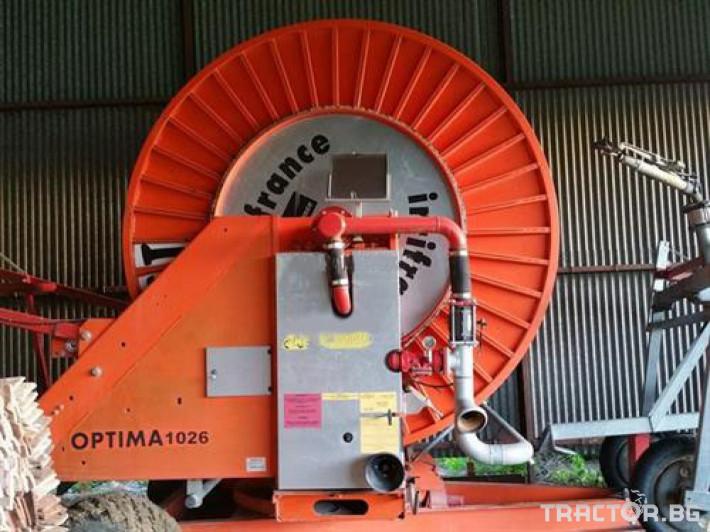 Напоителни системи Внос IRRIFRANCE 110/450m 5 - Трактор БГ