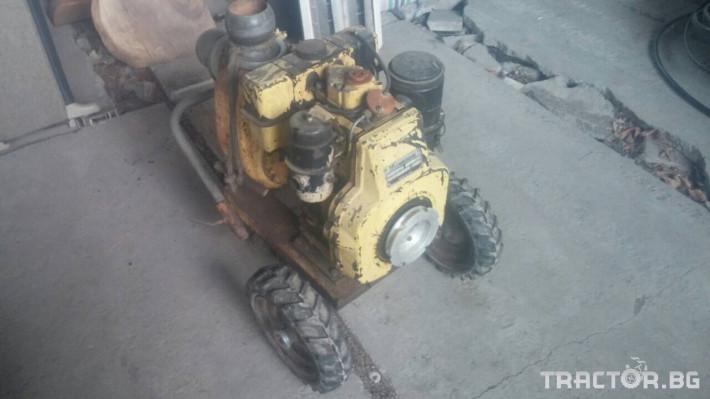 Напоителни системи ВОДНИ ПОМПИ 5 - Трактор БГ