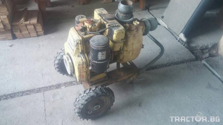 Напоителни системи ВОДНИ ПОМПИ 6 - Трактор БГ