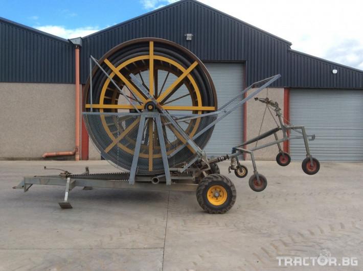 Напоителни системи Внос IRRIFRANCE 110/450m 9 - Трактор БГ