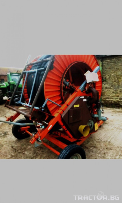 Напоителни системи IRRIFRANCE  63/280m 0 - Трактор БГ