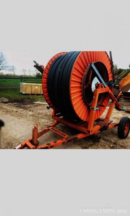 Напоителни системи Внос IRRIFRANCE  63/280m 1 - Трактор БГ