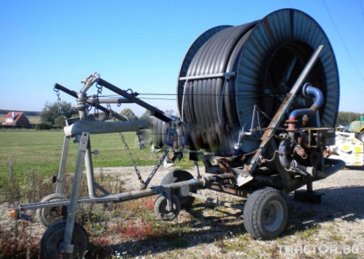 Напоителни системи Внос IRRIFRANCE 110/450m 1 - Трактор БГ