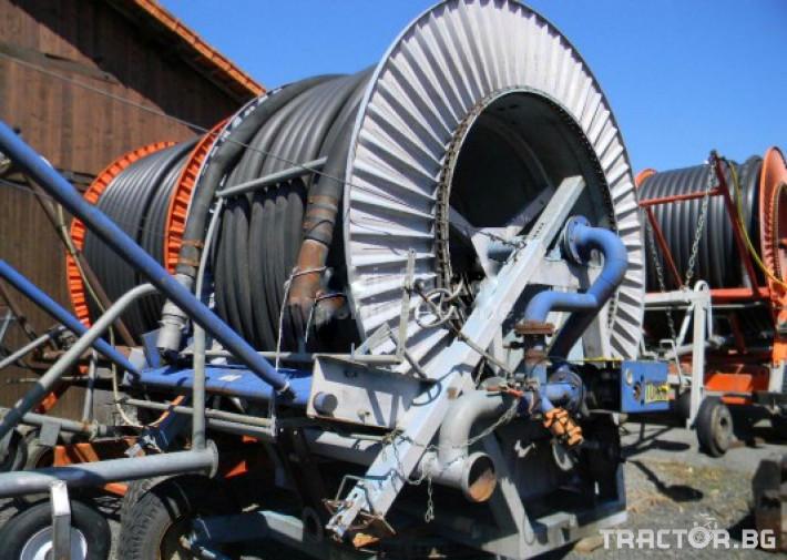 Напоителни системи Внос IRRIFRANCE 110/450m 2 - Трактор БГ