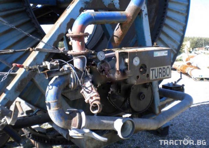 Напоителни системи Внос IRRIFRANCE 110/450m 4 - Трактор БГ
