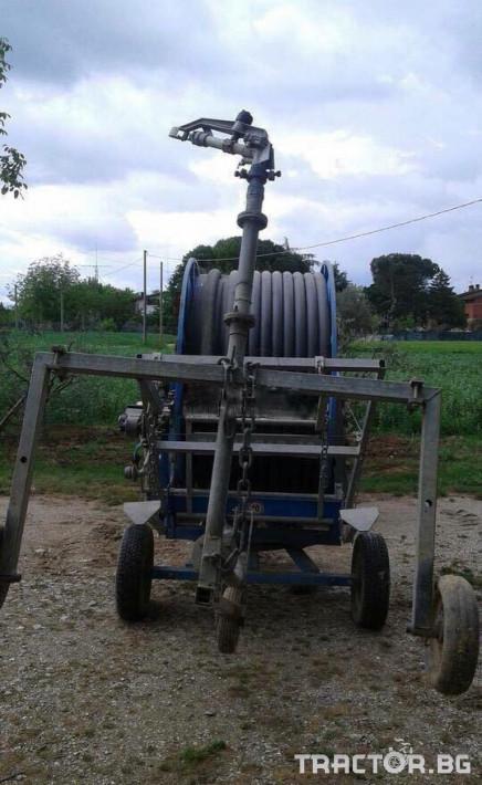 Напоителни системи Внос IRRIFRANCE 110/450m 10 - Трактор БГ