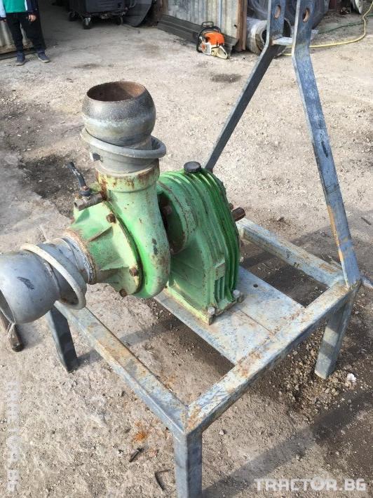 Напоителни системи ВОДНИ ПОМПИ 10 - Трактор БГ