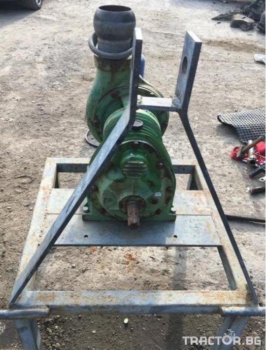 Напоителни системи ВОДНИ ПОМПИ 11 - Трактор БГ