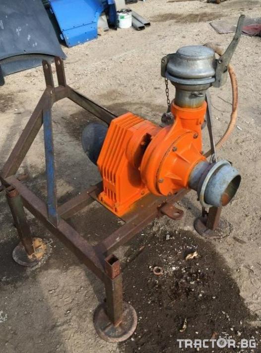 Напоителни системи ВОДНИ ПОМПИ 8 - Трактор БГ