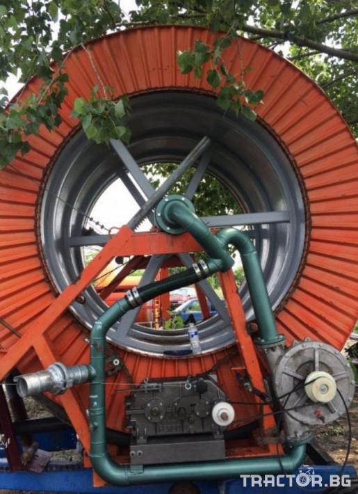 Напоителни системи Внос IRRIFRANCE 110/450m 11 - Трактор БГ