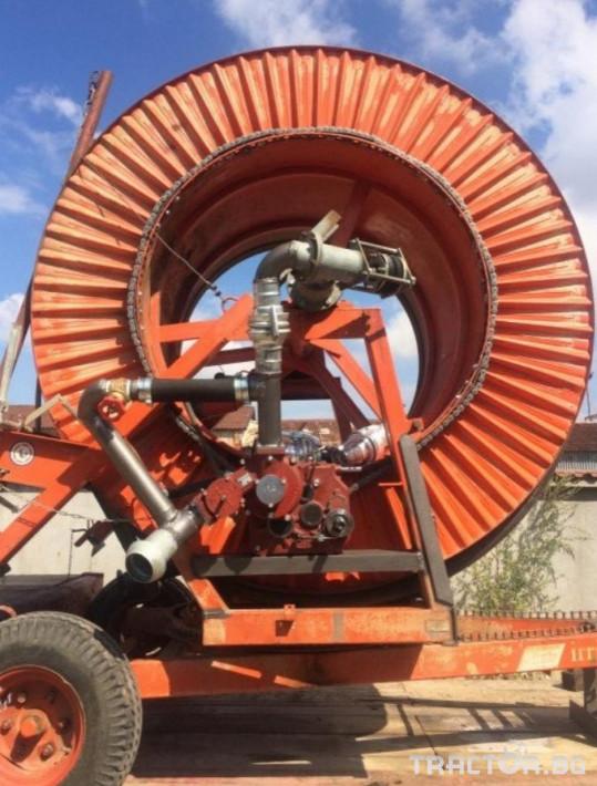 Напоителни системи Внос IRRIFRANCE 110/450m 14 - Трактор БГ